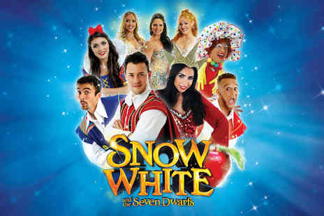 Vexx Group - Ticket to Maidstone Pantos Snow White and the Seven Dwarfs pantomime with Winter Wonderland entry - Save 50%