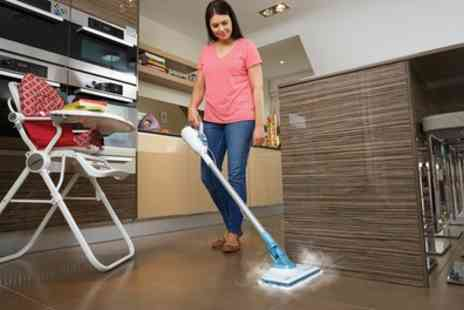 Groupon Goods Global GmbH - Black & Decker FSMH1300FX Seven in One Steam Mop - Save 46%