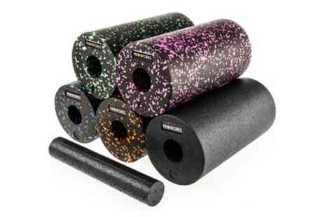 Groupon Goods Global GmbH - ProWorks Trigger Point Foam Yoga Roller - Save 42%
