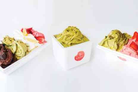 Unico Delicacies - 500ml or 1L of Take Home Gelato - Save 38%