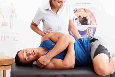 John Flinn Physiotherapy - 30 or 60 Minute Sports Massage - Save 52%