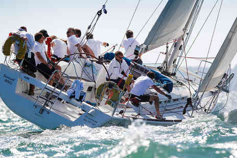 Lendy Cowes Week 2019 - Champagne Sailing Day - Save 0%