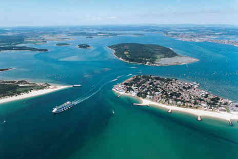 Virgin Experience Days - Poole Harbour and Islands Cruise for Two - Save 0%
