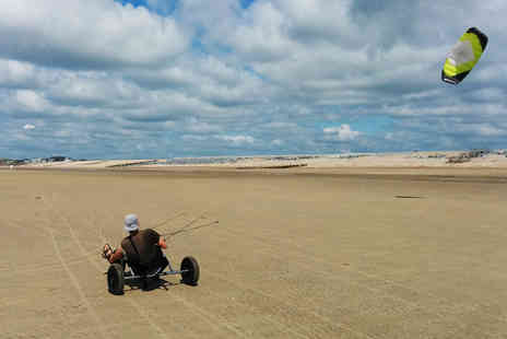 Virgin Experience Days - Kite Buggy Experience - Save 0%