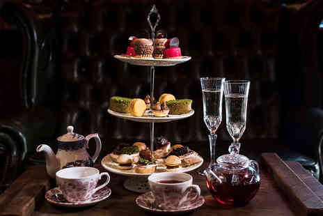 MAP Maison - Afternoon Tea with Free Flowing Cocktails and Prosecco for Two - Save 0%
