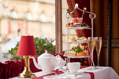 The Palace Hotel - Royal Afternoon Tea for Two - Save 0%