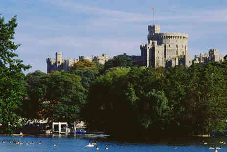 Windsor Castle - Visit to Windsor Castle and Afternoon Tea Cruise for Two - Save 0%