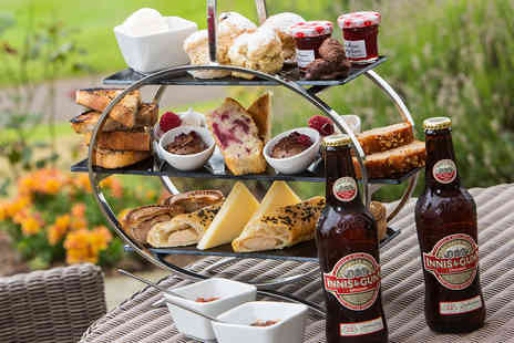 Dalmahoy Hotel & Country Club - Gentlemans Afternoon Tea for Two - Save 0%
