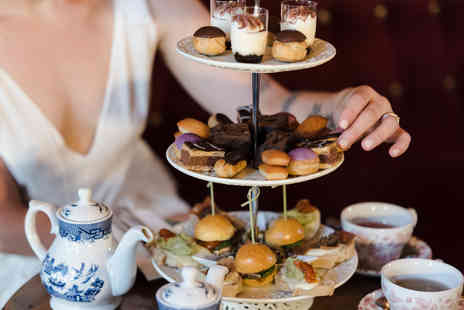 Map Maison - Tapas Style Afternoon Tea for Two - Save 0%