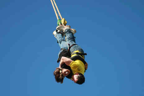 Virgin Experience Days - London Tandem Bungee Jump - Save 32%