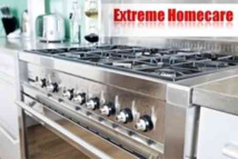 Extreme Homecare - Full Oven Clean - Save 56%