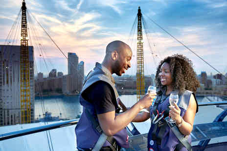 The O2 - Up at The O2 Climb with Champagne for Two - Save 0%