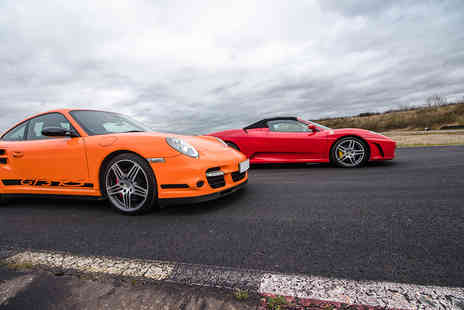 Virgin Experience Days - Double Supercar Thrill, Weekday - Save 40%