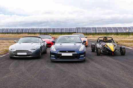 Virgin Experience Days - Five Supercar Blast, Weekday - Save 40%
