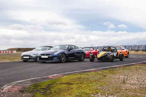 Virgin Experience Days - Five Supercar Thrill, Weekday - Save 50%