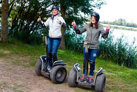 Virgin Experience Days - Segway Adventure for Two - Save 30%