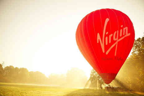 Virgin Experience Days - Virgin Celebration Hot Air Ballooning for One - Save 0%