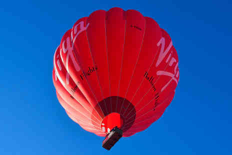 Virgin Experience Days - Weekday Virgin Hot Air Ballooning for One - Save 0%