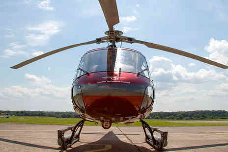 Virgin Experience Days - City of London Helicopter Discovery Tour - Save 0%