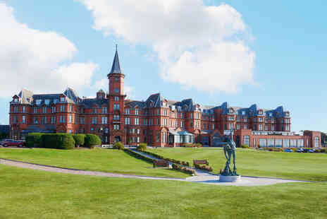 Slieve Donard Resort and Spa - One Night Coastal Break with Dinner for Two - Save 0%