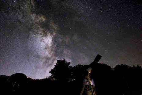 Virgin Experience Days - Three Day Family Stargazing Experience with Dark Sky Wales - Save 0%