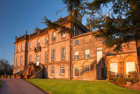 Dalmahoy Hotel & Country Club - Two Night Scottish Break with Dinner for Two - Save 0%
