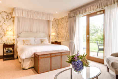 Ellenborough Park - One Night Deluxe Cotswolds Break with Dinner and Wine for Two  - Save 21%