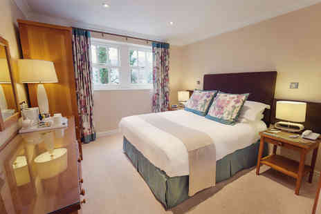 Briery Wood Country House Hotel - One Night Lake District Break with Dinner for Two - Save 0%