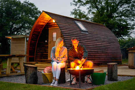 Secret Valley - Two Night Glamping Break for Two - Save 0%