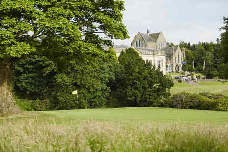 The Shrigley Hall Hotel - 18 Hole Round of Golf for Two - Save 0%
