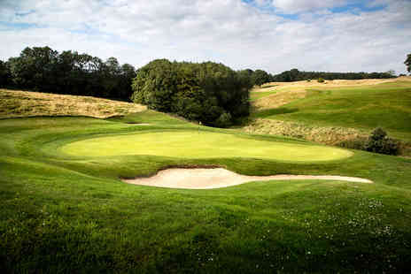 Dale Hill - Round of Golf on the Ian Woosnam Course for Two - Save 24%