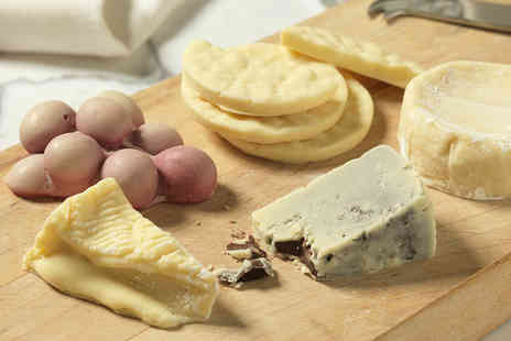 Virgin Experience Days - Chocolate Cheese and Crackers - Save 0%
