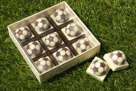 Virgin Experience Days - Box of Chocolate Footballs - Save 0%
