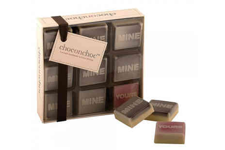 Virgin Experience Days - Mine, Mine, Mine Yours Chocolates - Save 0%