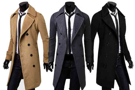 Charles Oscar - Mens duffle coat - Save 62%