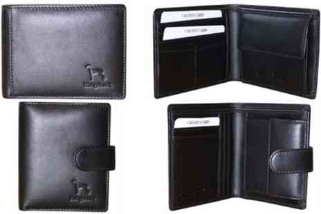 Groupon Goods Global GmbH - One or Two Ridgeback Slim Mens Wallet - Save 85%