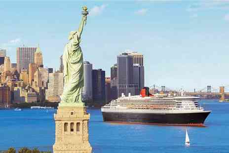 Queen Mary 2 Transatlantic Crossing - Transatlantic Cruise with 3 Night NYC Stay - Save 0%