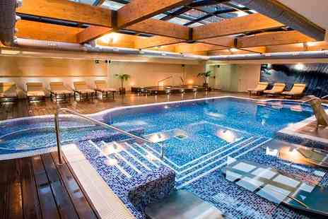 Hotel & Spa Villa Olimpica Suites - Four Star Barcelona Stay For Two with Spa Access - Save 73%