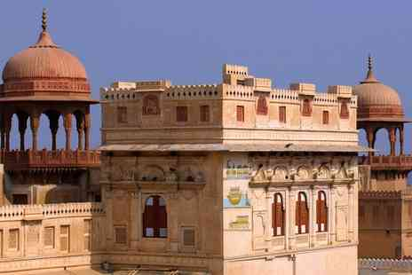 Complete Rajasthan - Journey of a Lifetime through Rajasthans Highlights - Save 7%