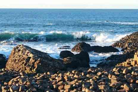 Belfast Tours - Giants Causeway Tour for Up to Seven - Save 29%