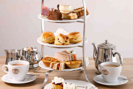 Patisserie Valerie - Afternoon Tea for Two - Save 0%