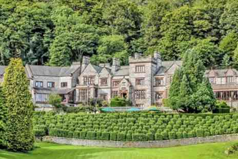 The Netherwood Hotel & Spa - Cumbria spa treat including 2 course lunch - Save 37%