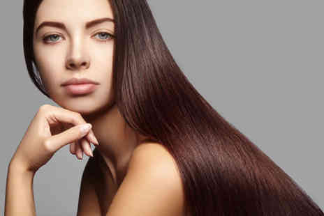 Fusion Hair & Beauty - Keratin treatment with a wash, cut and blow dry - Save 56%