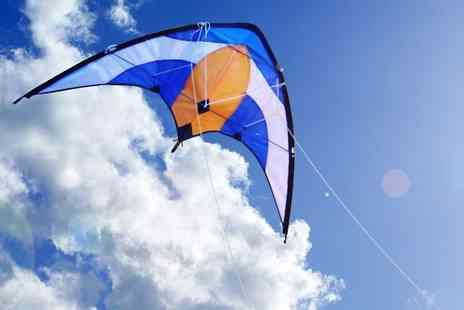 Easy Plants - One professional sporty stunt kite - Save 40%