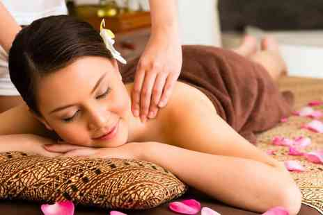 Origins Spa & Fitness - Your choice of one hour massage - Save 50%