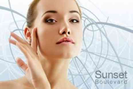 Sunset Boulevard - Facial Such as Cleansing Mud or Collagen - Save 50%