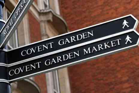 Tours of the World - Covent Garden Sightseeing Tour - Save 0%