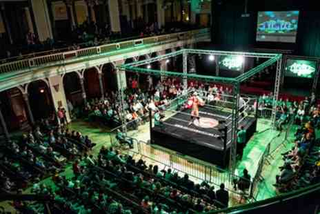 New Generation Wrestling - One or two adult or one family ticket to New Generation Wrestling on 21 October To 14 December - Save 35%