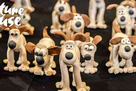 The Picture House - Aardman Model Making Workshops for Families - Save 0%