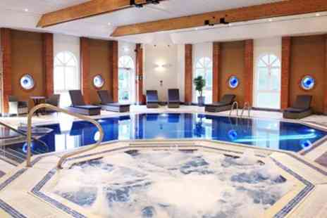 Surya Hotel - Surrey spa day with sparkling afternoon tea for 2 - Save 64%